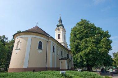 Orthodox Church in Kikinda, Serbia