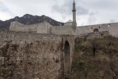 Fotografie Středověké opevněné budovy v Travniku 01