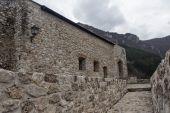 Fotografie Středověké opevněné budovy v Travniku 09