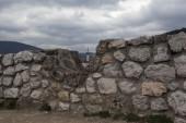 Fotografie Medieval fortified building in Travnik 17