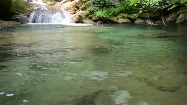 pohyb vody-Francouzská Riviéra