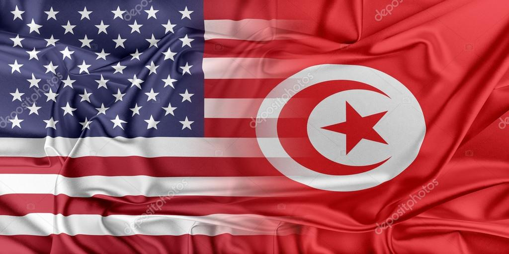 Usa And Tunisia Stock Photo C Tanya Rozhnovskaya Gmail Com 73605045