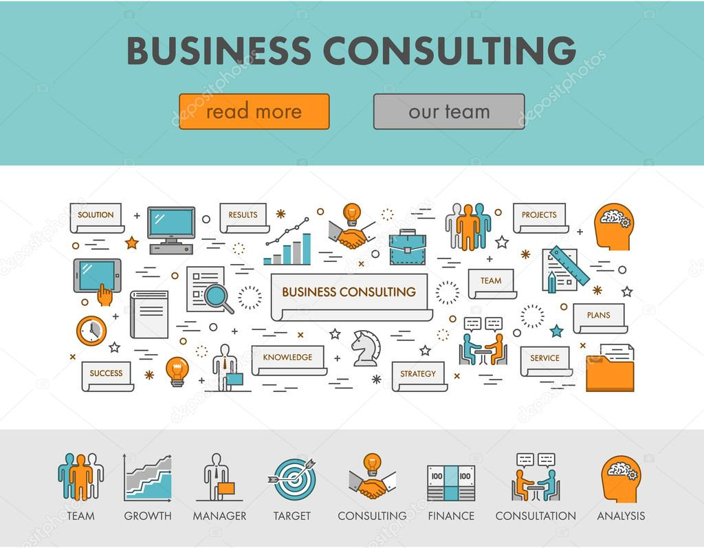 an analysis of a progressive consulting business plan