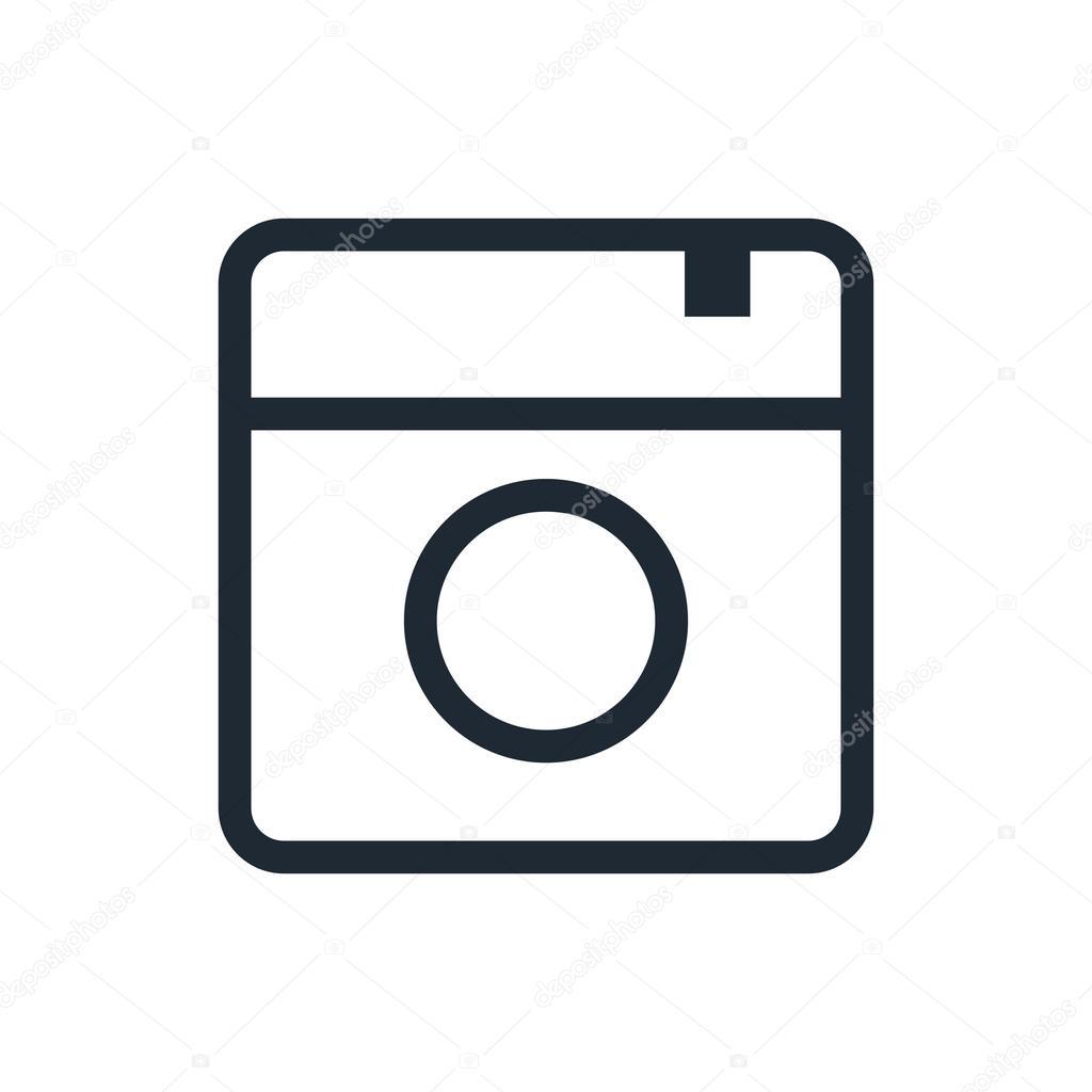 Vector Illustration Instagram: Stock Vector © Luka007 #72231795