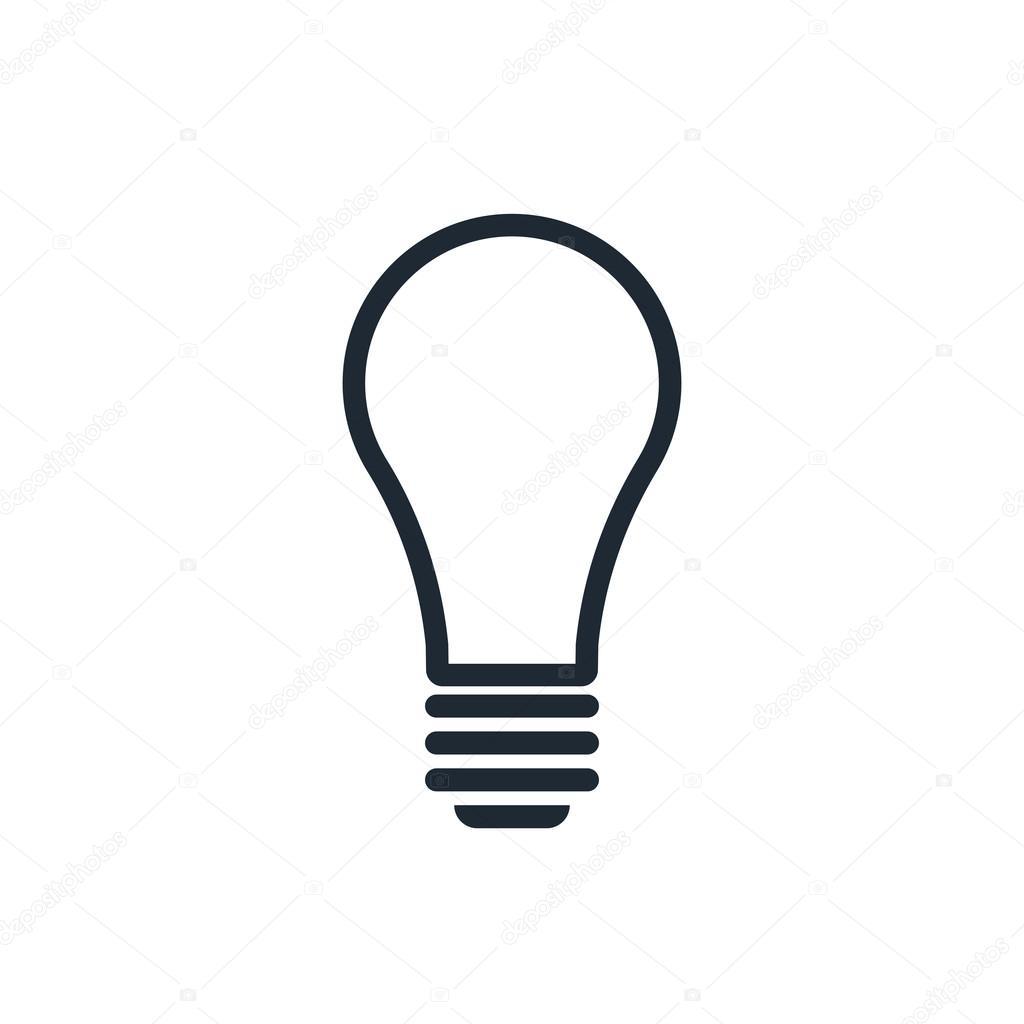 Light bulb symbol