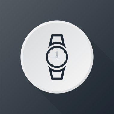 hand clock icon