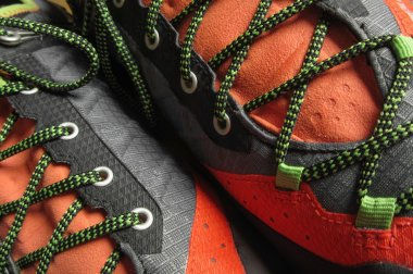 Technology for mountain shoes