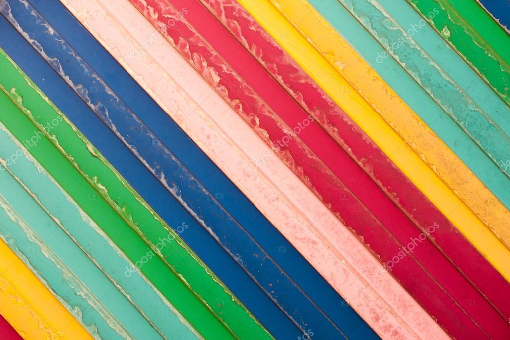Antiguos Colores De Fondo Con Rayas Diagonales De Color