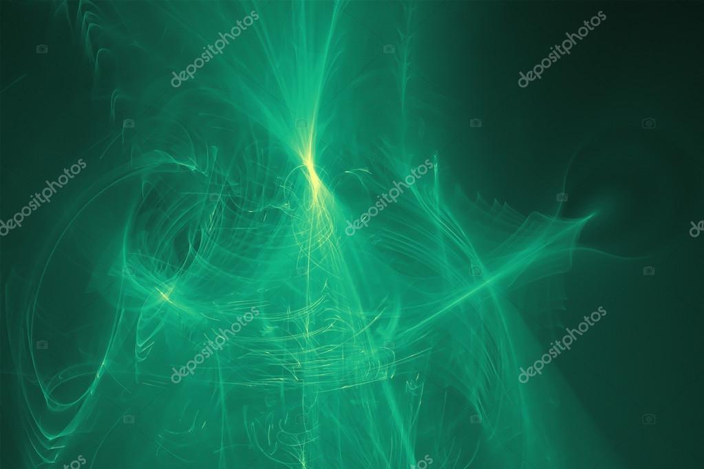 Green glow energy wave. lighting effect abstract background. u2014 Stock Photo & green glow energy wave. lighting effect abstract background. u2014 Stock ...