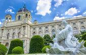 Fotografie famous Naturhistorisches Museum