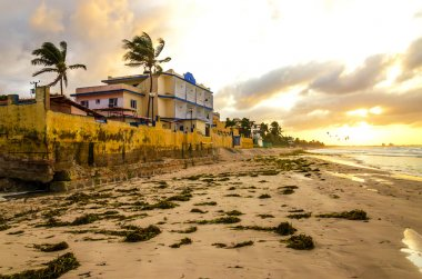 Exotic  beach in Varadero