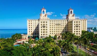 Hotel Nacional in Havana.