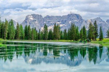 Lake Misurina, Province of Belluno
