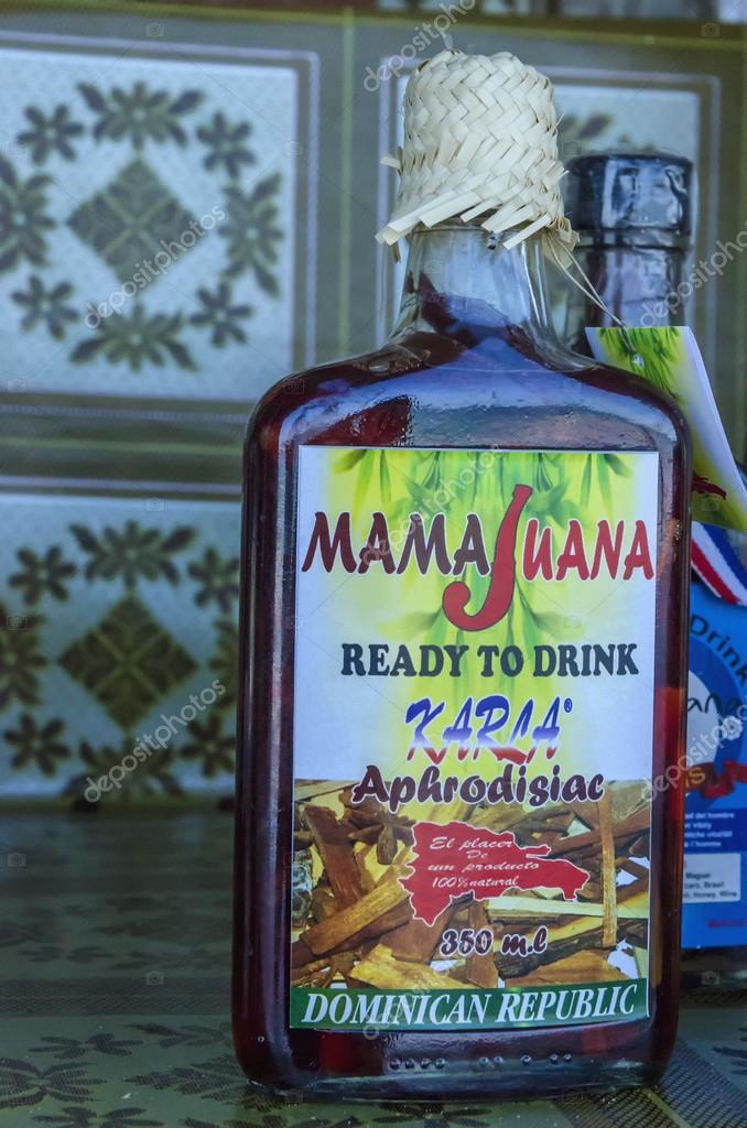 afrodisiakum mamajuana