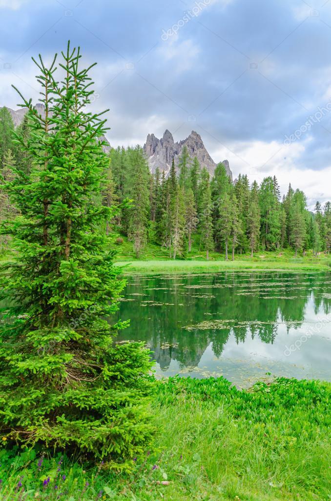Antorno Lake, Province of Belluno