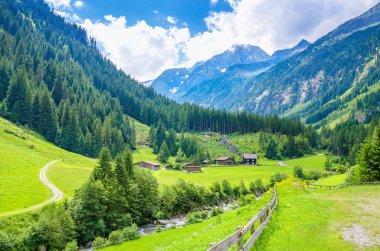 Beautiful alpine landscape, Europe