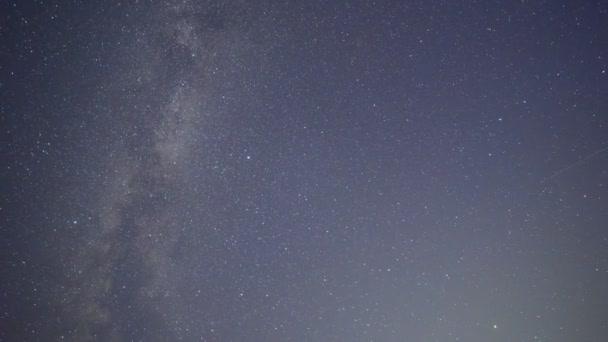 Egy ég tele csillag és látható Tejút