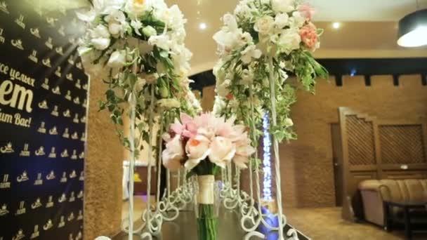 Innenausstattung des Hochzeitssaals.