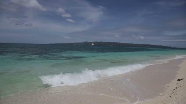 Trópusi strand és tenger