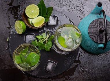 Lime Ice Tea