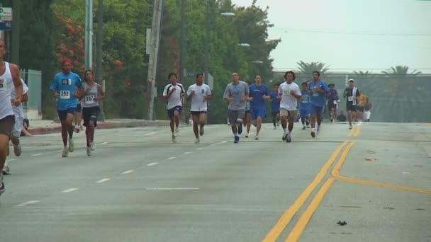 Marathon male Runners