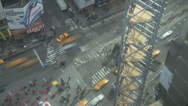 shlížel na Times Square