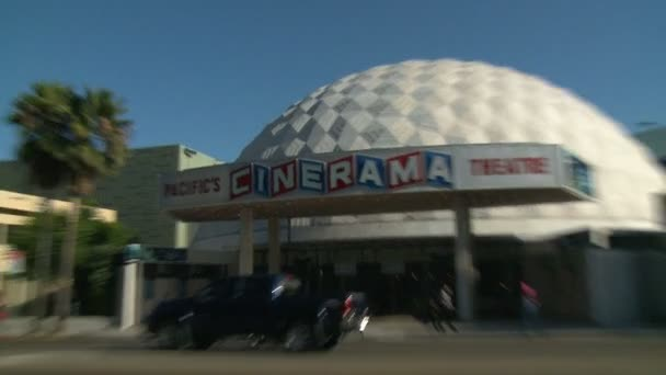 Cinerama Dome theatre