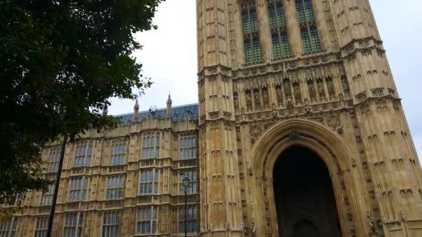 Palast von Westminster Tower, Tilt
