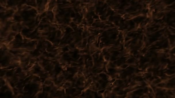 Wall of Rising Flames (24fps)