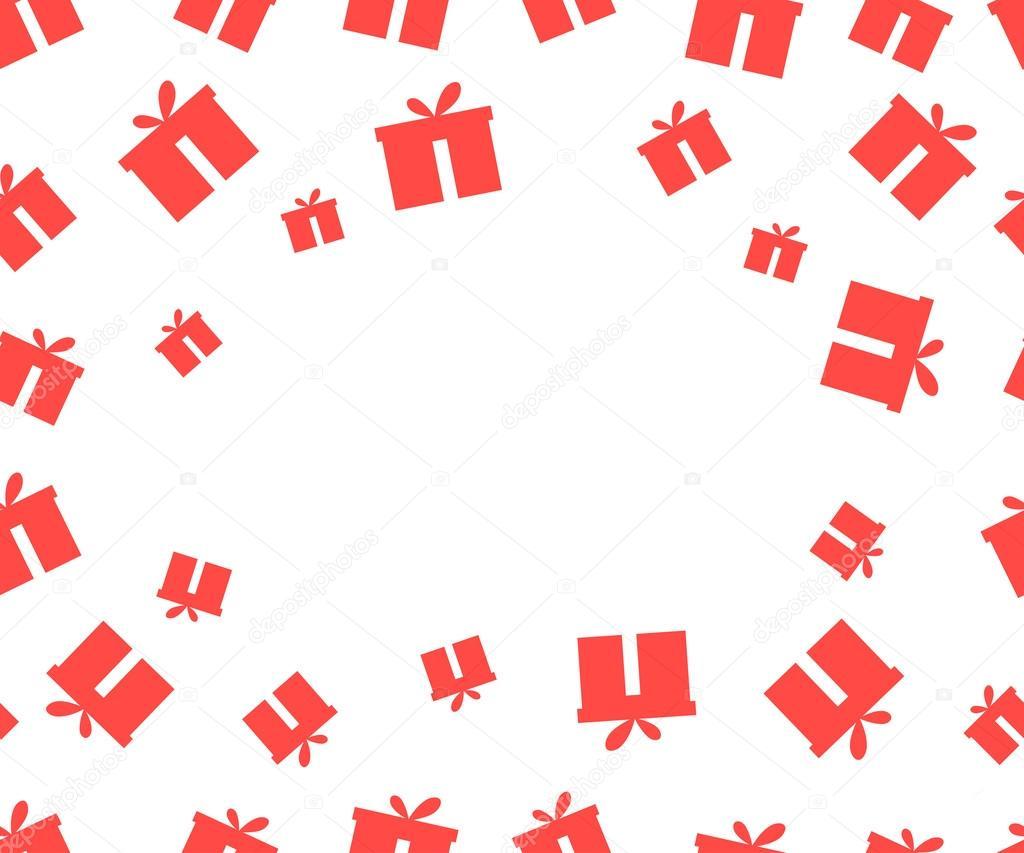 De patrones sin fisuras. El modelo de cajas de regalo. Patrón ...