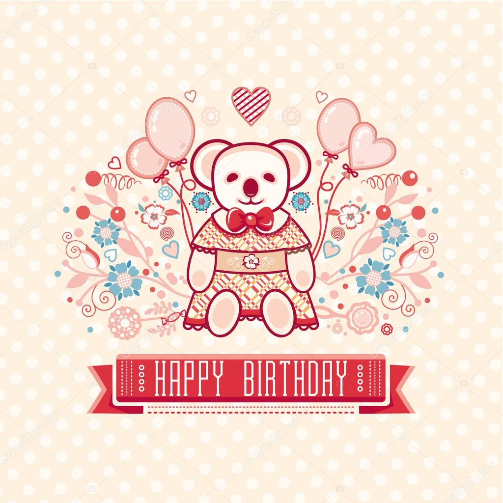 Birthday Children S Birthday Party Newborn Cute Koala