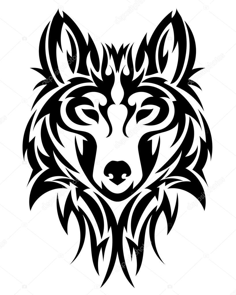 Tatuajes Lobos Diseños Tatuaje De Lobo Hermoso Cabeza De Lobo Del