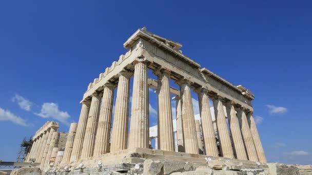 čas zániku antické akropole v Athénách, Řecko