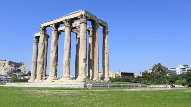 Zeus Tapınağı Atina