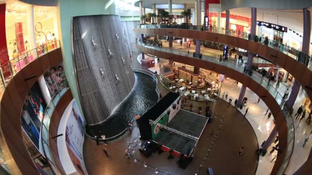 The Dubai Mall in United Arab Emirates UAE