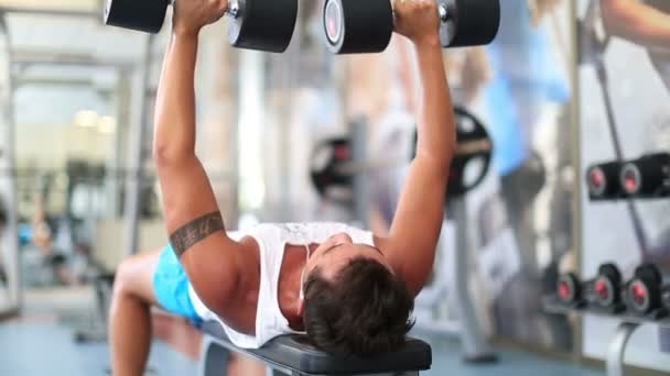 cvičení v tělocvičně série 6