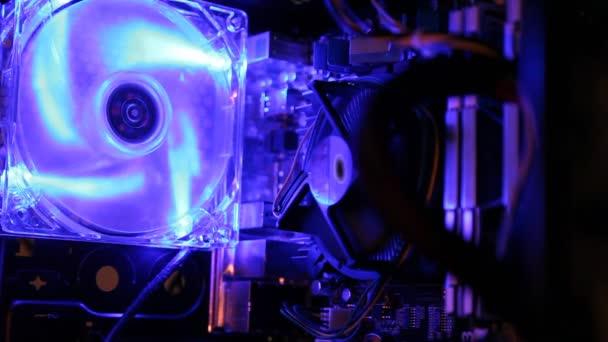 pracovní počítač uvnitř Hd 1080p