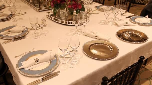 elegante Tischdekoration 4 hd 1080p