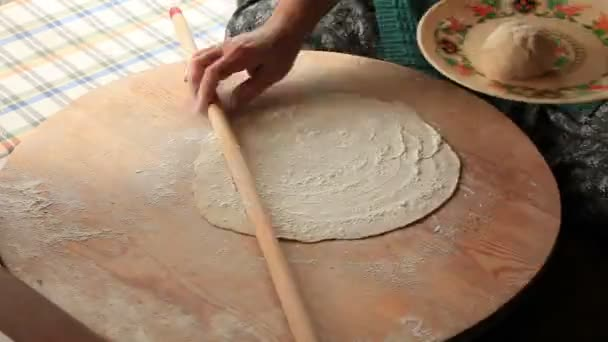 Tradiční turecké jídlo Gozleme