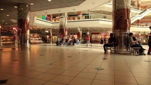 bevásárlóközpont idő telik el