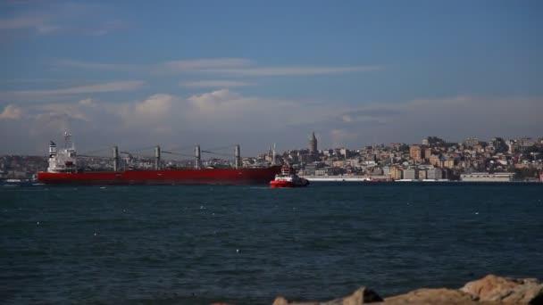 Konténerszállító hajó 3 Hd 1080p