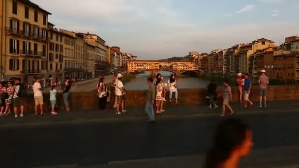 Dolly Shot Ponte Vecchio most