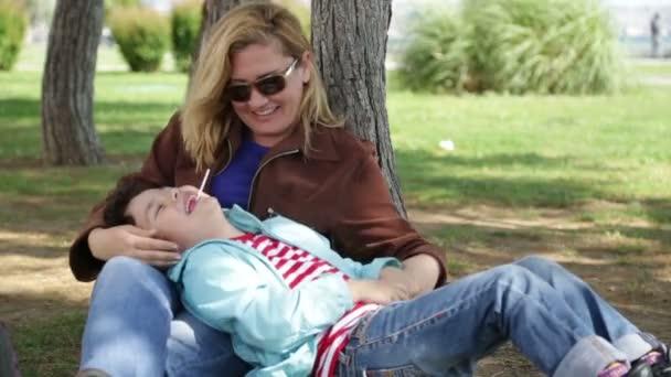 Matka a syn relaxační čas 4