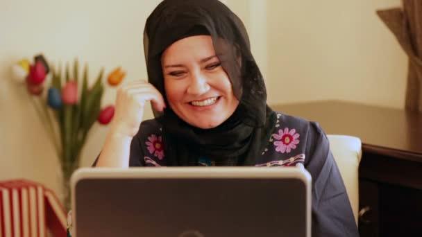 Muslimische Frau Video chatten