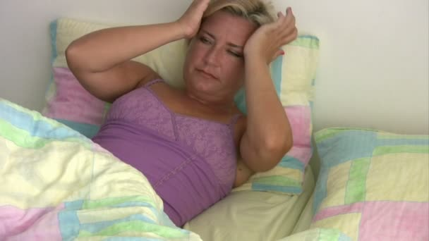 ženy s migrénou