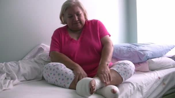 nemocný diabetik žena