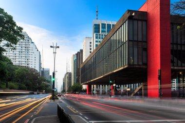 The Sao Paulo Museum of Art