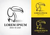 Fotografie Tucan-Logo-Design