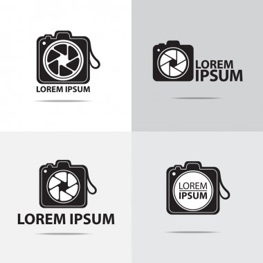 dslr camera logo