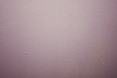 Painted walls with irregularities. Background. Lilac.